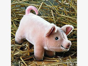Schweinchen Quieck, 17 cm