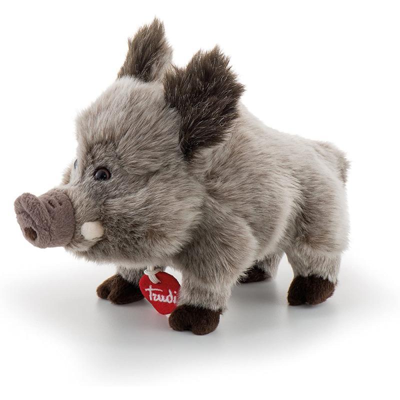 Wildschwein Levante  H 12 cm Trudi Plüsch