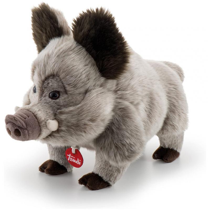 Wildschwein Levante  H 18 cm Trudi Plüsch
