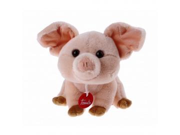 Schwein Manlio Trudi  H 15 cm Plüsch Schwein