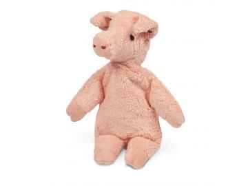 Kuscheltier Schwein klein Kirschkernfüllung Wärme-Kälte-Kissen