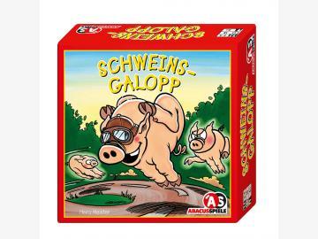 Schweinsgalopp 2-5 Spieler Kartenspiel ab 6 J.