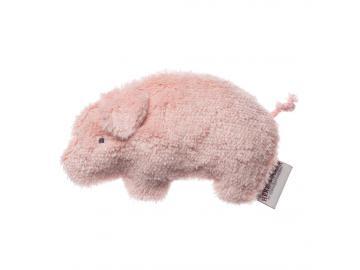Babykissen Schwein Jule mit Kirschkernfüllung