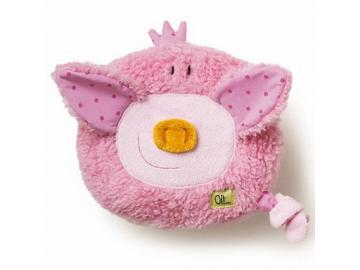 Wärmekissen Schweinchen rosa 25cm