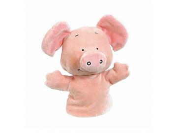 Wibbly Pig Handpuppe Original aus GB!