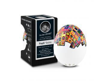 PIEPEI® . Bodino A Crazy Crossword Die Eieruhr zum Mitkochen!für 3 Eier-Härtegradein Geschenkdose