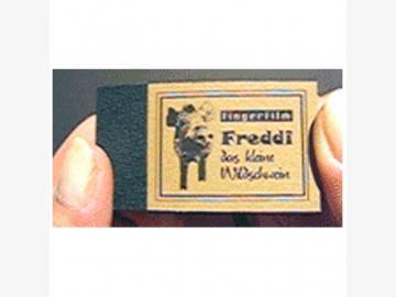 Daumenkino / Fingerfilm Freddi - Das kleine Wildschwein