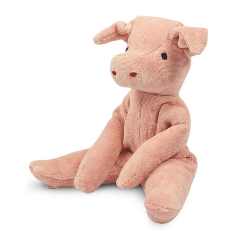 Schlenker Tierpuppe Schwein, klein Senger
