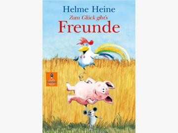 Zum Glück gibt's Freunde H. Heine ab 5 J.