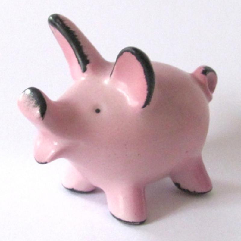 Kleines Schweinchen Porzellan Goebel Sehr gut erhalten! EINZELSTÜCK!!!!!!!