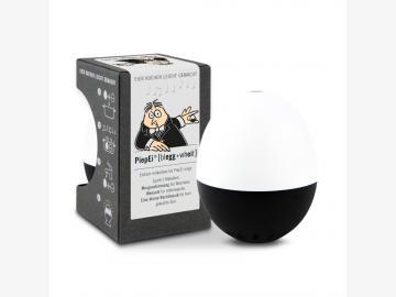 PIEPEI® . BLEGG+WHEIT . Die Eieruhr zum Mitkochen!für 3 Eier-Härtegradein Geschenkdose