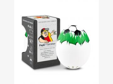PIEPEI® . FAN-EDITION.DEUTSCHLAND . Die Eieruhr zum Mitkochen! für 3 Eier-Härtegrade . in Geschenkdose