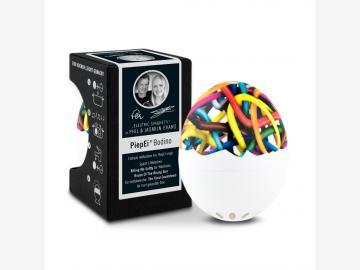 PIEPEI® . BODINO.ELEKTRIC SPAGHETTI Die Eieruhr zum Mitkochen!für 3 Eier-Härtegradein Geschenkdose