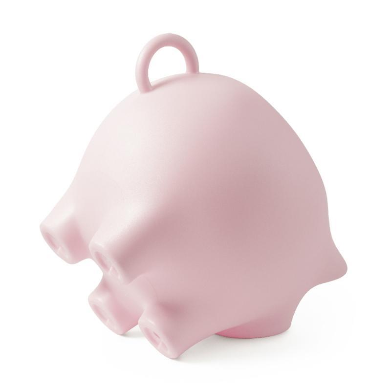 Sidepig - Das Beistellschwein . rosa . Tisch/Hocker