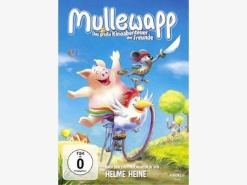 Mullewapp - Das große Kinoabenteuer der Freunde. Schwein Waldemar. DVD