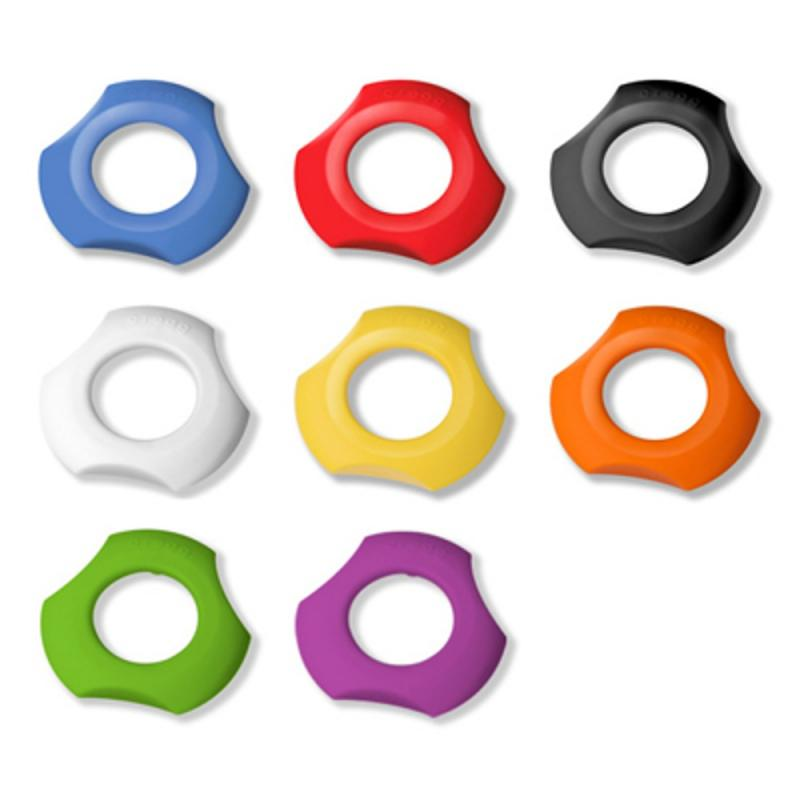 CREGG. Eierschneider Eierbecher Serviettenring. SinglePack. in verschiedenen Farben