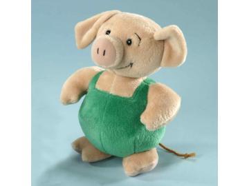 Schwein Wutz Plüsch 22 cm