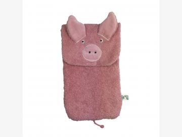 Wärmflasche Schwein Pat & Patty